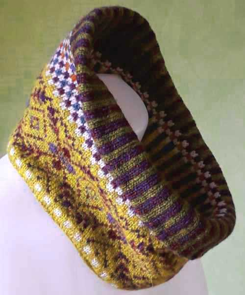 Star Flame cowl